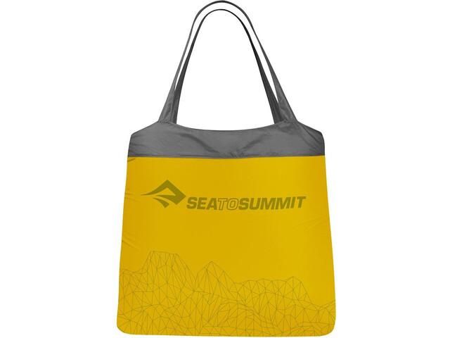 Sea to Summit Ultra-Sil Nano Bolsa de la compra, amarillo
